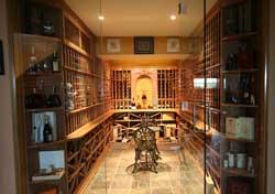 Réfrigération de cave à vin