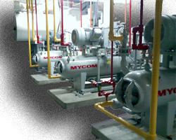 Réfrigération industrielle et institutionnelle